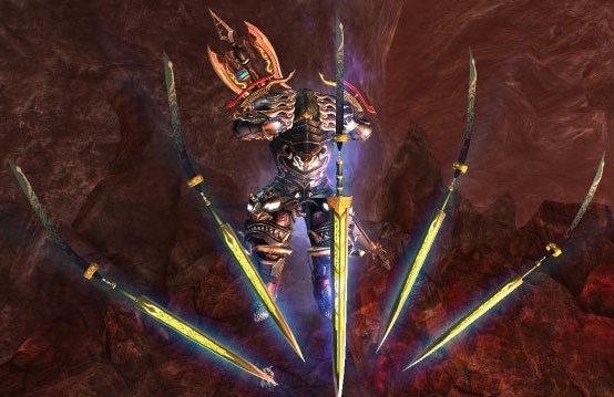 基本無料の新作ファンタジーMMORPG 『ウェポンズオブミソロジー』