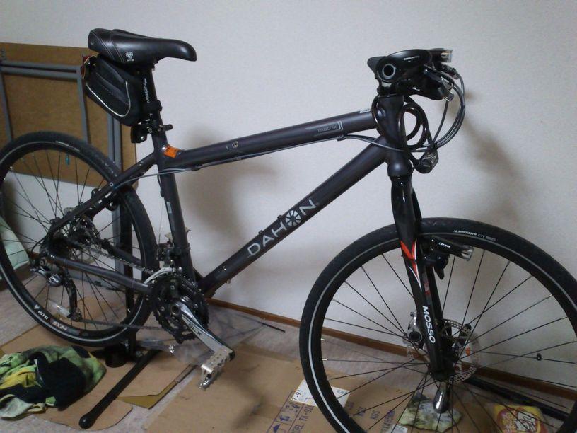 ... チラ裏・りにゅーある 自転車