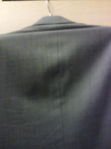 セラミックのブログ-勝負スーツ
