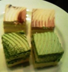 セラミックのブログ-ケーキ