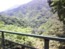 セラミックのブログ-登山鉄道の風景