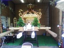 セラミックのブログ-神輿2