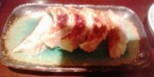 セラミックのブログ-焼き餃子