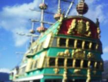 セラミックのブログ-海賊船
