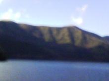 セラミックのブログ-船中風景