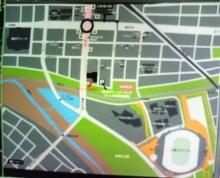 セラミックのブログ-場所地図