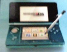 セラミックのブログ-3DS 外箱
