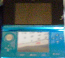 セラミックのブログ-3DS 本体(1)