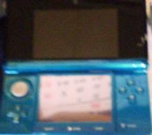 セラミックのブログ-3DS 本体(2)