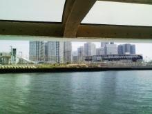 セラミックのブログ-シーバス(船からの風景)