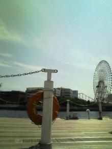 セラミックのブログ-シーバス(みなとみらい21・ぷかり桟橋)