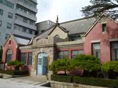 群山の旧税関本館