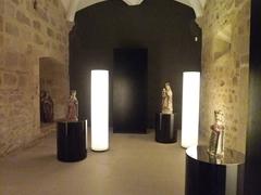 ポウサーダ内には博物館もあります