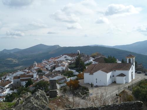 丘上の城郭町マルヴァオン