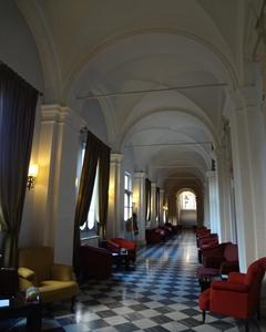 ホテル・廊下