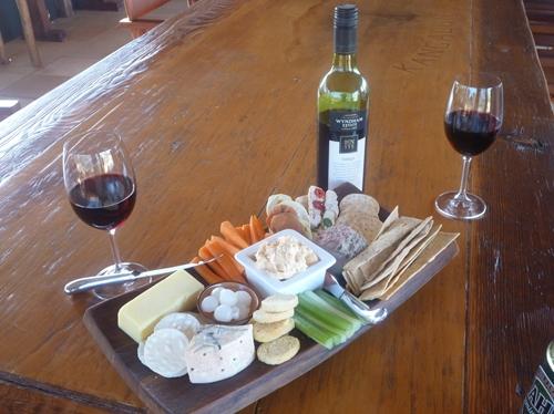 南オーストラリアは美味しいワインの産地です
