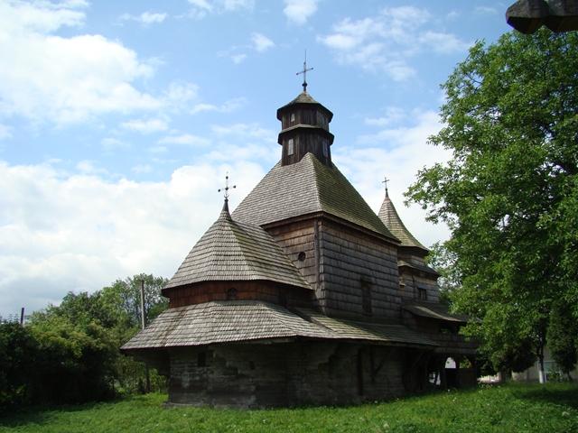リヴィフ野外博物館