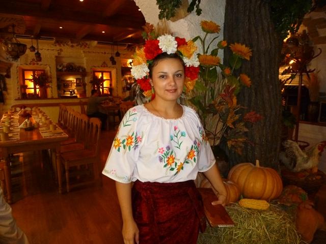 ウクライナ伝統料理レストラン