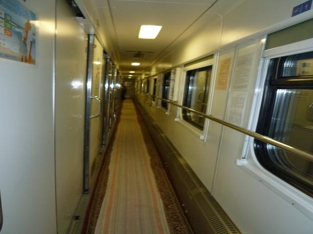 寝台列車1