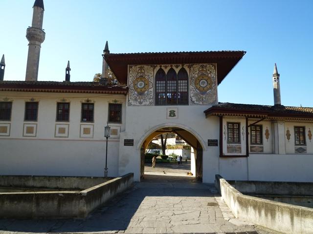 バフチサライ ハーンの宮殿