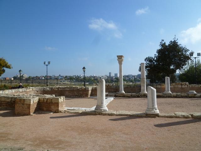 ヘルソネス ギリシャ時代の遺跡1
