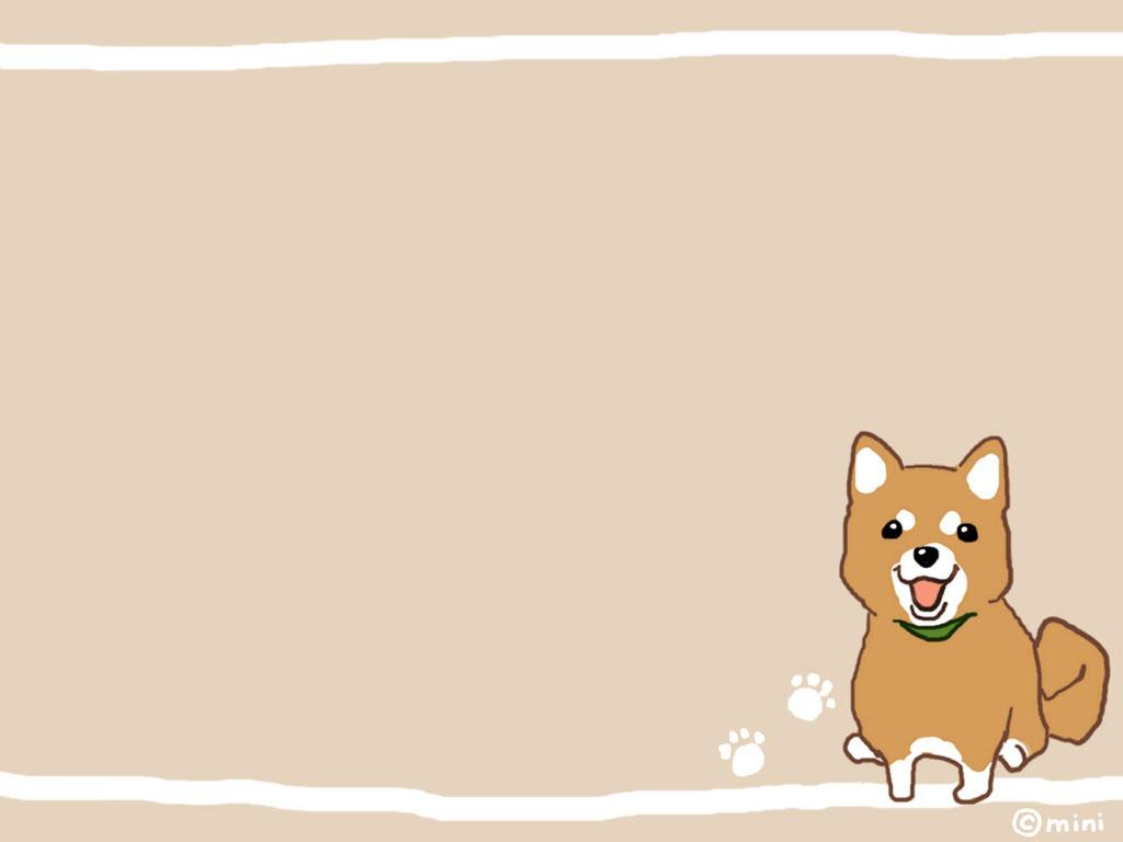 柴犬の壁紙/写真/画像/イラスト , 黒柴/赤柴/白柴 , しばいぬ/