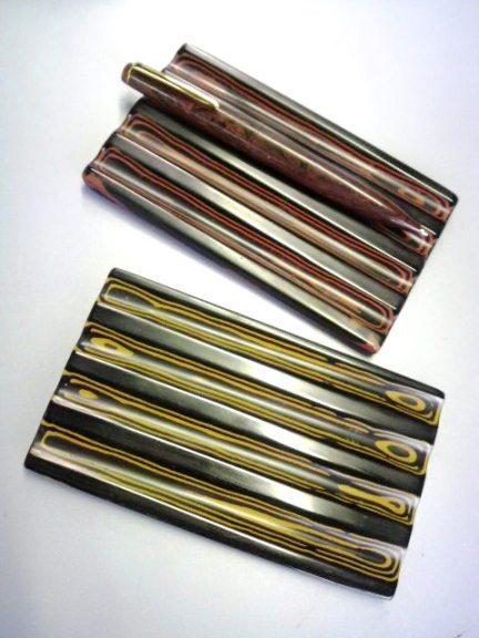 ペントレイ研磨後 マーブル板使用201201製作