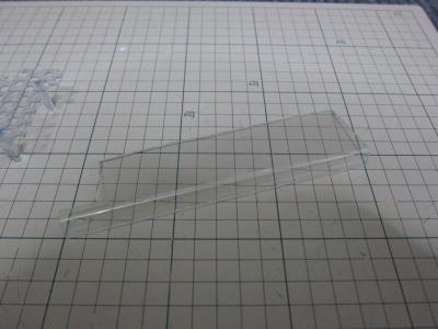 E-フィルター用ガイド板