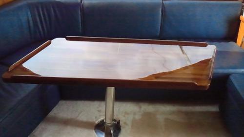 ハイローテーブル完成 1