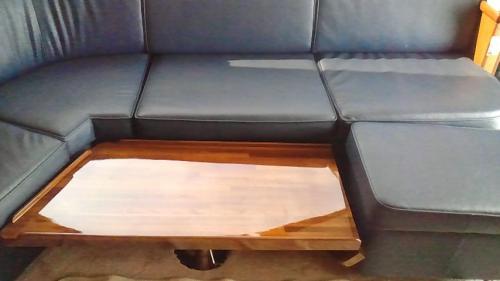 ハイローテーブル完成 2