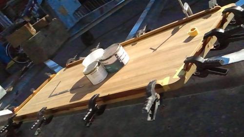 テーブル作成 2