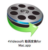 4Videosoft for Mac icon