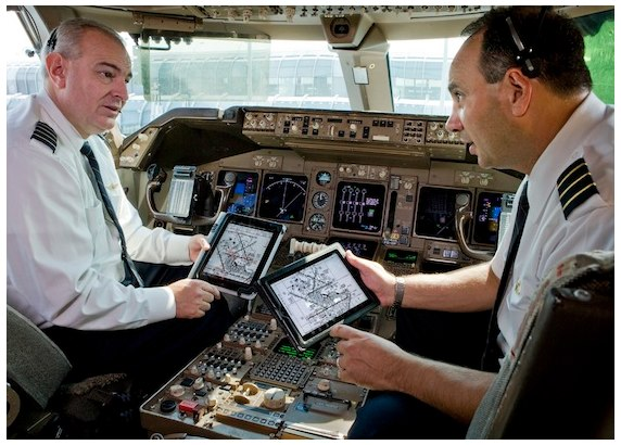 United Airlines Deploying 11,000 iPads to Pilots as Electronic Flight Bags - Mac Rumors