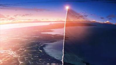 ロケットが分かつ明暗