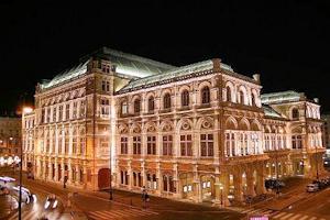 ウィーンのオペラ座