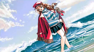 海辺の桜子