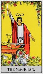 「魔術師」のカード