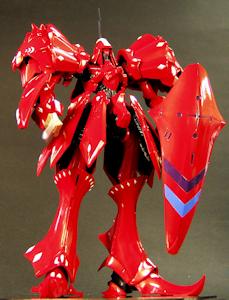 サイレンF型(赤グループリーダー機)