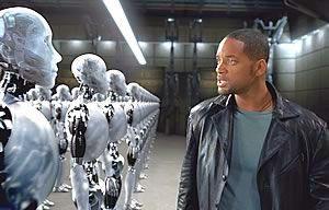映画のアイ、ロボット