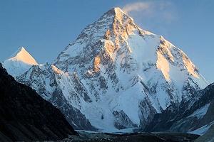 世界第二位の高峰・K2
