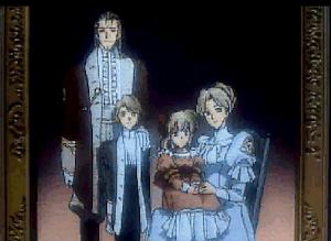 マリアンデールの家族写真