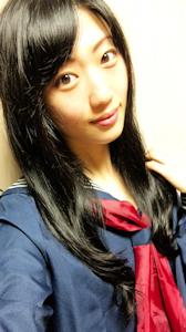 セーラー服の壇蜜さん1