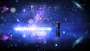 京アニは夜空と星とか光の描写が好きですね