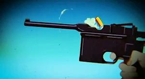 モーゼル拳銃
