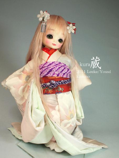 Leeke・幼S笑香姫