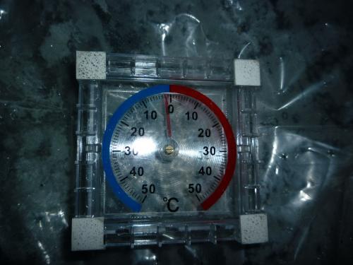 温度計よん