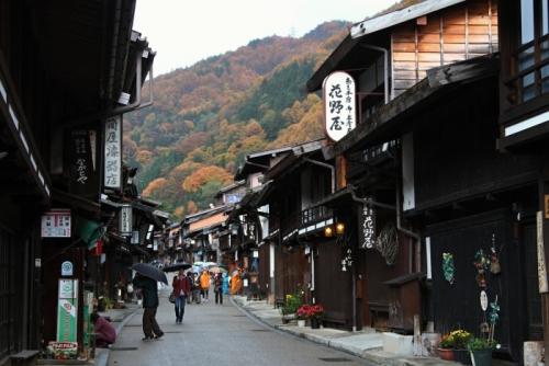奈良井宿 2