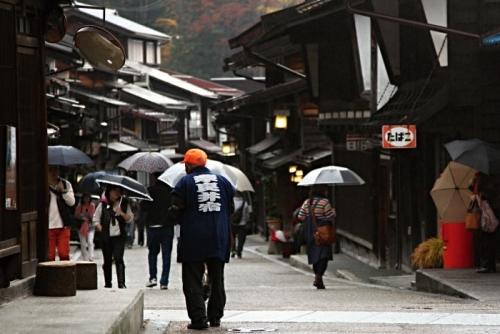 奈良井宿 9
