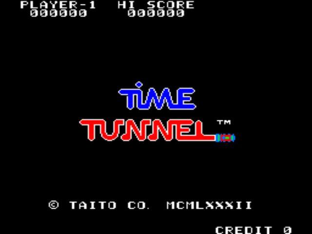 タイムトンネルタイトル