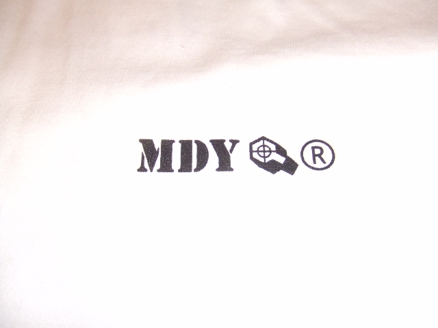 MDY MDY BASS LS TEE BACK WHITE